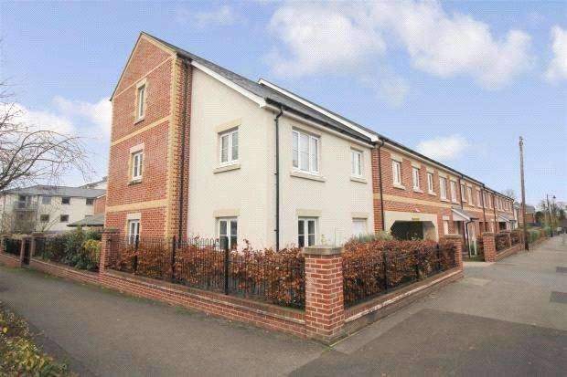 2 Bedrooms Retirement Property for sale in Emma Court, Southern Road, Basingstoke, RG21