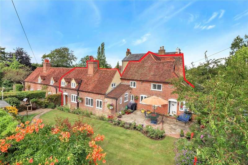 4 Bedrooms House for sale in Upper Highway, Hunton Bridge, Hertfordshire, WD4
