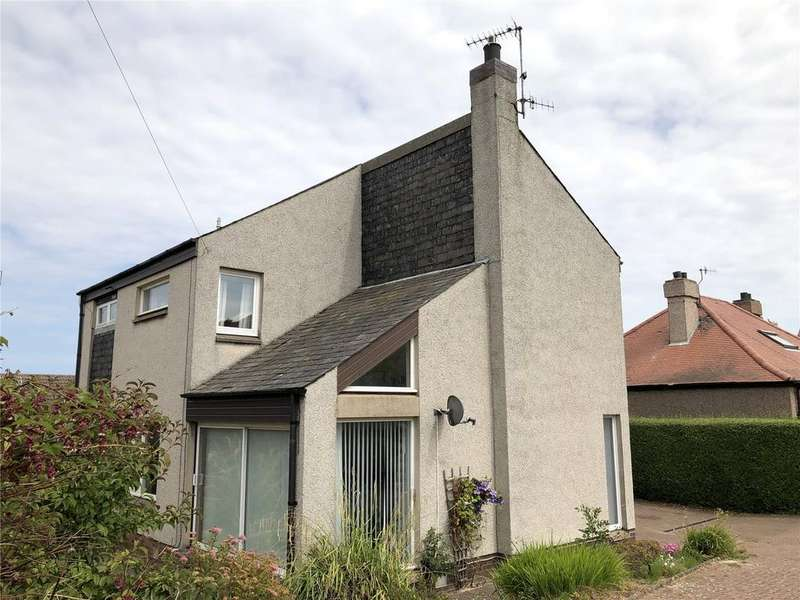 4 Bedrooms Detached House for sale in Chaldon, Eyemouth Road, Coldingham, Berwickshire, Scottish Borders