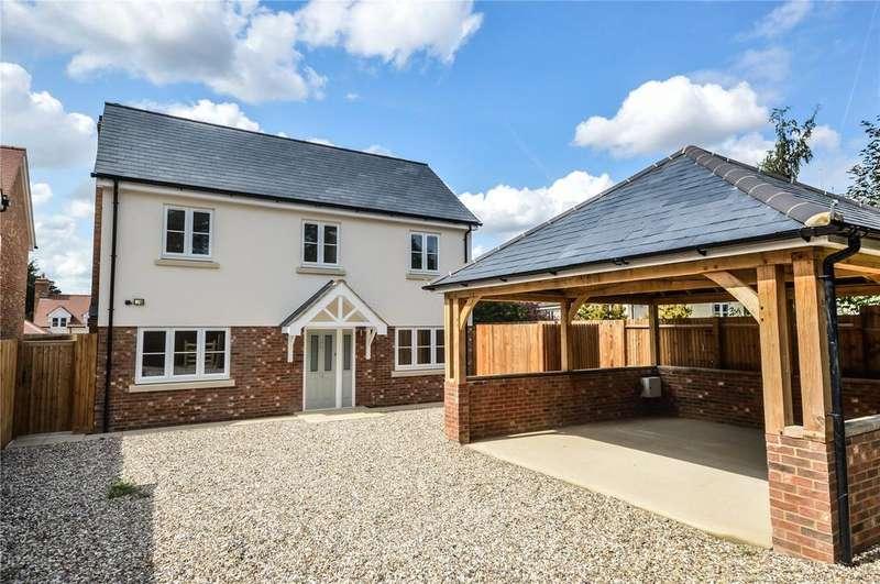 4 Bedrooms Detached House for sale in Church Lane, Widdington, Essex, CB11