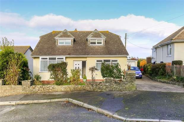 5 Bedrooms Detached House for sale in Redcliffe Close, Portishead, Bristol