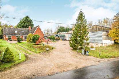 5 Bedrooms Detached House for sale in Wash Lane, Aslacton