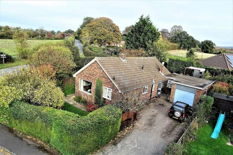 3 Bedrooms Bungalow for sale in Southfield Lane, Bosbury, HR8