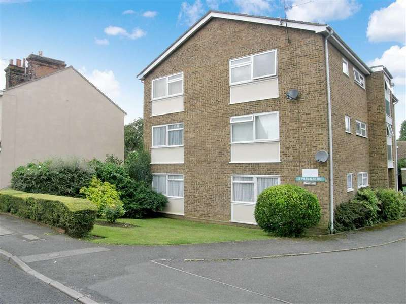 2 Bedrooms Flat for sale in Springside, Linslade, Leighton Buzzard