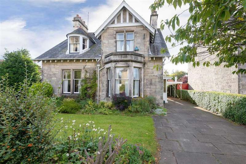 3 Bedrooms Detached House for sale in Hepburn Gardens, St Andrews