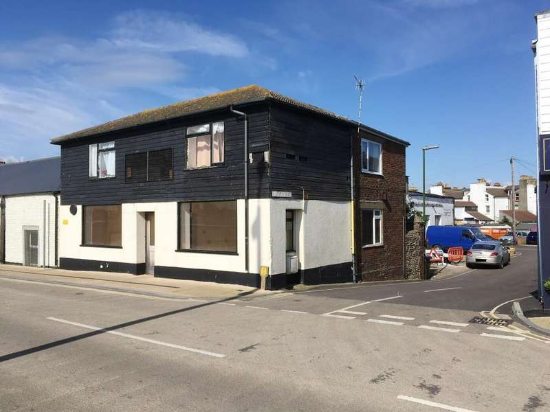 2 Bedrooms End Of Terrace House for sale in 47 Pier Road Garages and Units 1 2 Rear Of 47 Pier Road, Littlehampton, West Sussex