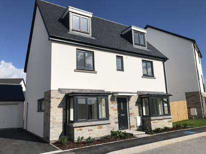 5 Bedrooms Detached House for sale in Morley Park, Plymouth, Devon