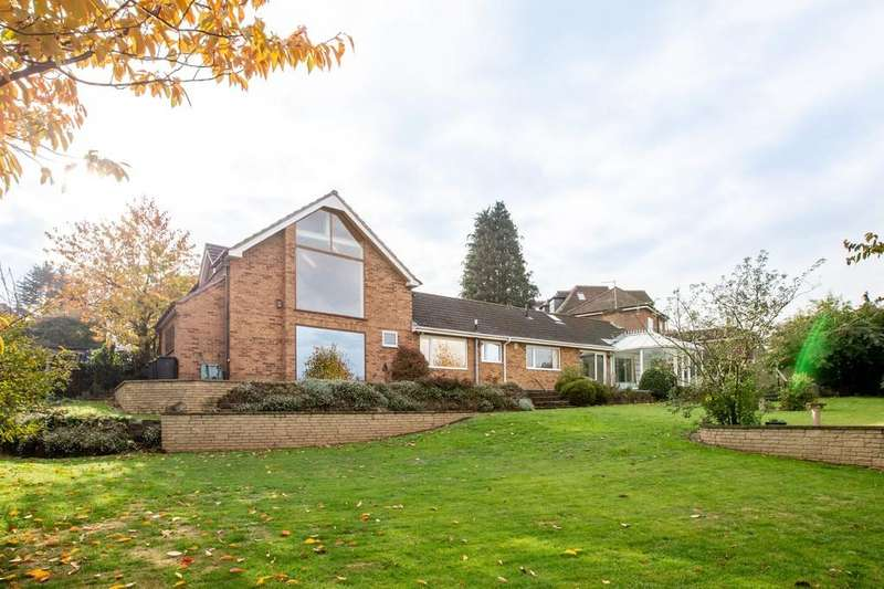 4 Bedrooms Detached Bungalow for sale in Beeston Fields Drive, Bramcote
