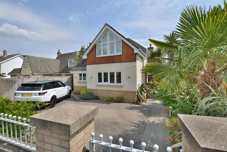 3 Bedrooms Detached House for sale in Headswell Avenue, BOURNEMOUTH