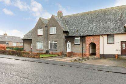 3 Bedrooms Terraced House for sale in Belmont Avenue, Ayr