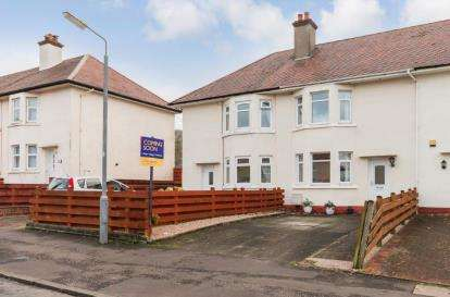 2 Bedrooms Terraced House for sale in Flatt Road, Largs