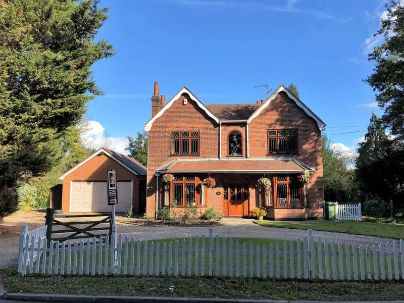 5 Bedrooms Detached House for sale in Hardings Elm Road, Crays Hill, Billericay