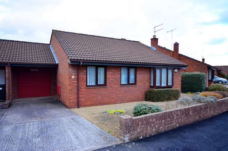 3 Bedrooms Bungalow for sale in Tilley Close, Keynsham, BS31