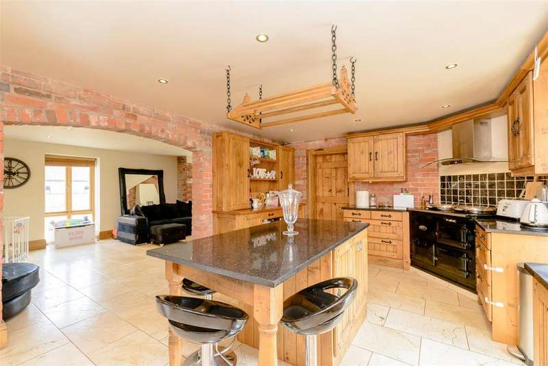 4 Bedrooms Barn Conversion Character Property for sale in Cappers Lane, Lichfield