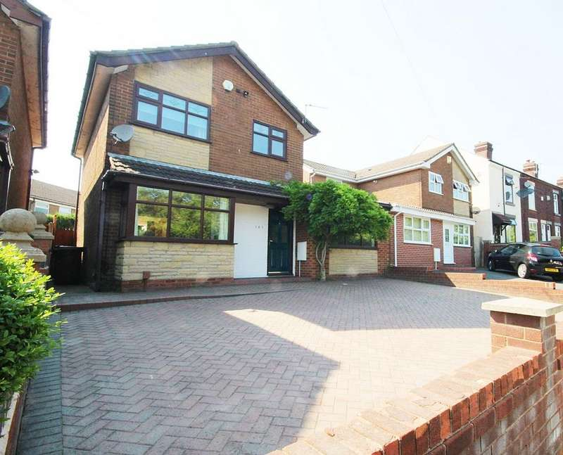 3 Bedrooms Detached House for sale in Old Road, Ashton-in-Makerfield, Wigan, WN4