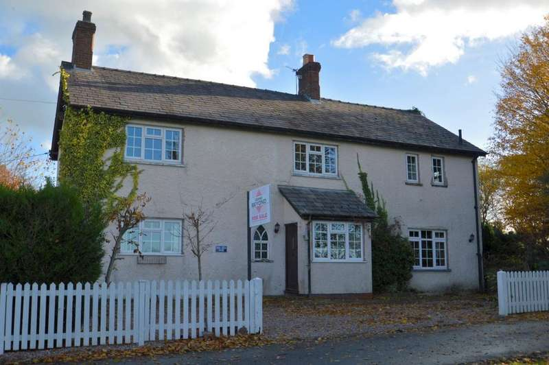 4 Bedrooms Detached House for sale in Rowley Bank Lane, High Legh, Knutsford