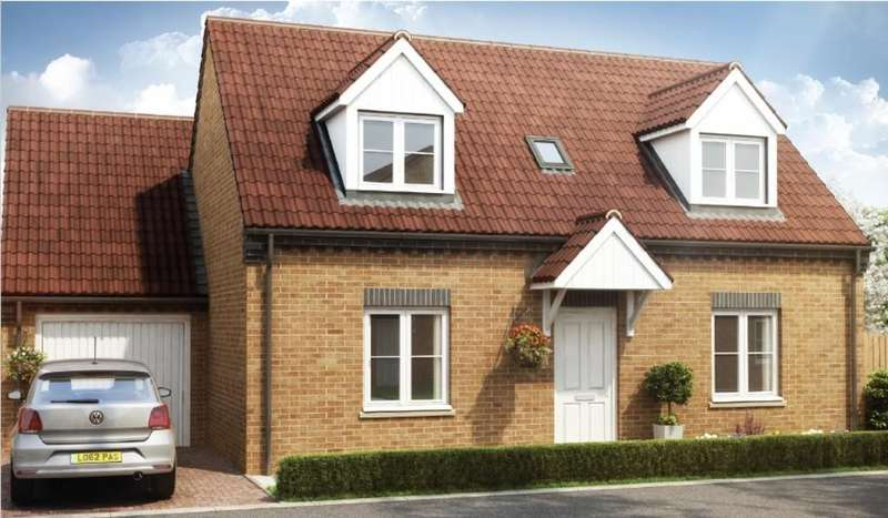 3 Bedrooms Cottage House for sale in Holbeach, Lincolnshire