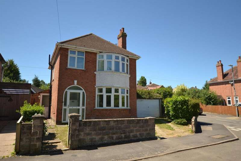 3 Bedrooms Detached House for sale in Nottingham Road, Melton Mowbray