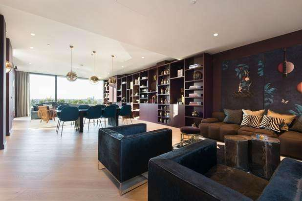 3 Bedrooms Flat for sale in Television Centre, London, W12