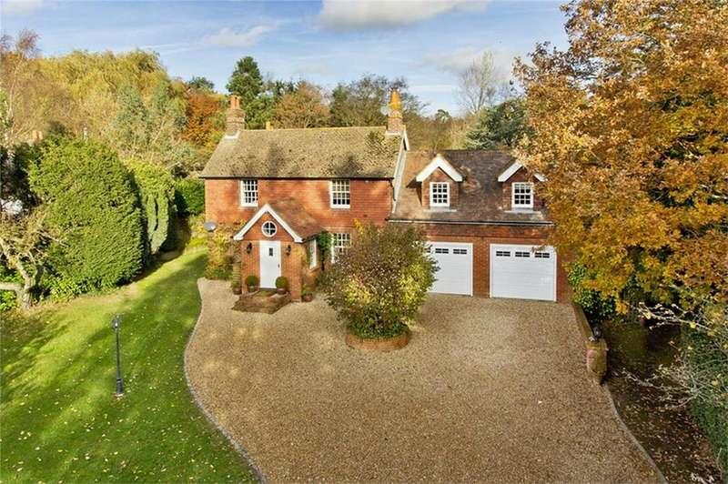 5 Bedrooms Detached House for sale in Earlsdown, DALLINGTON, East Sussex