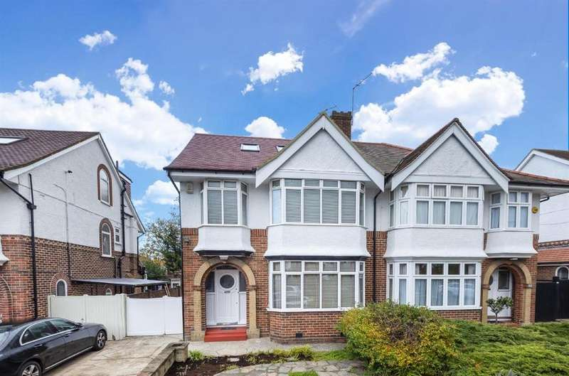 4 Bedrooms House for sale in Delamere Road, Ealing Common, London