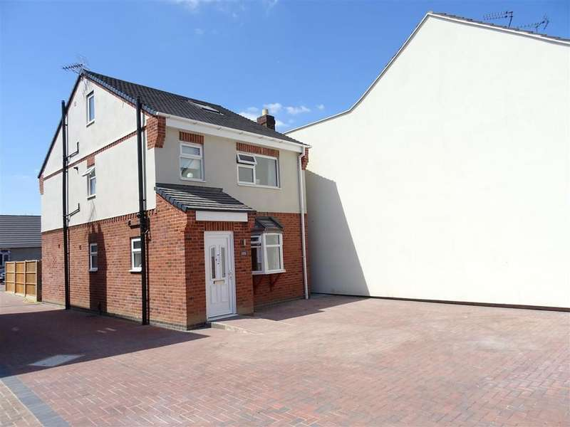 4 Bedrooms Detached House for sale in Silver Street, Whitwick, Leicestershire