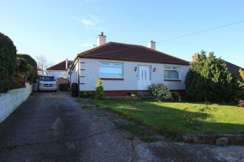 5 Bedrooms Detached Bungalow for sale in Berth Y Glyd Road, Old Colwyn