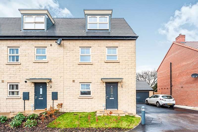 4 Bedrooms Semi Detached House for sale in Frances Brady Way, Hull, HU9