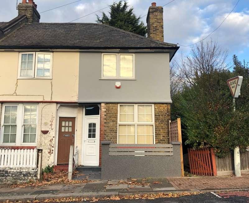 3 Bedrooms End Of Terrace House for sale in Derinton Road, Tooting, London, SW17 8JA