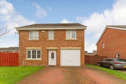 4 Bedrooms Detached House for sale in Copperwood Wynd, Hamilton