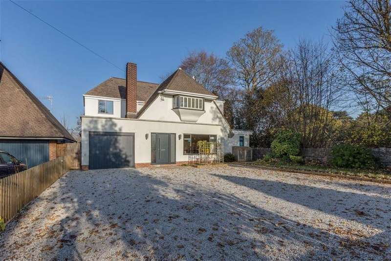 5 Bedrooms Detached House for sale in Shirehampton Road, Stoke Bishop, Bristol