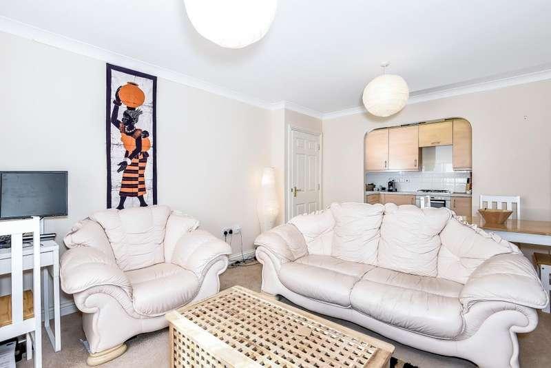 1 Bedroom Flat for sale in Ashdene Gardens, Reading, RG30