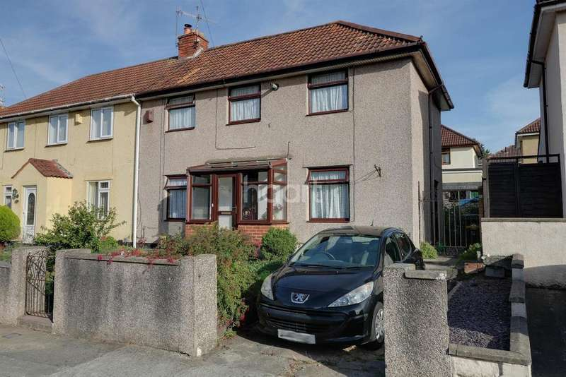 3 Bedrooms Semi Detached House for sale in Marigold Walk, Bedminster, Bristol