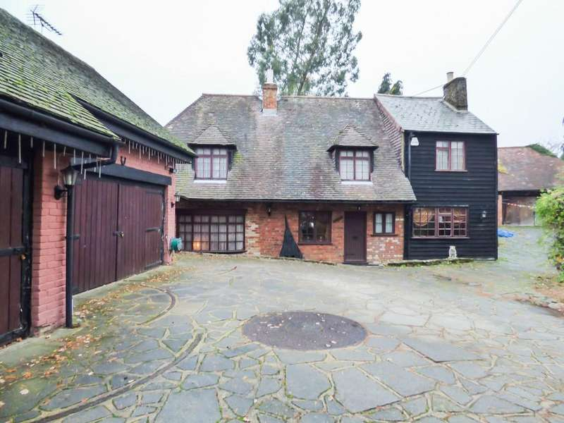 5 Bedrooms Detached House for sale in Wrotham Road, Meopham, Gravesend