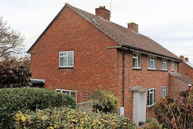 3 Bedrooms Semi Detached House for sale in Osbourne Road, Bridport