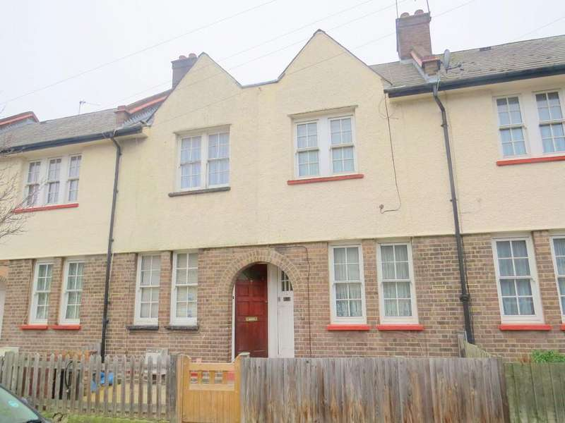 2 Bedrooms Terraced House for sale in Cowick Road