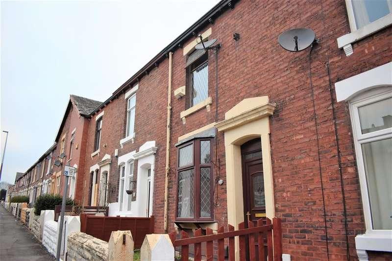 2 Bedrooms Terraced House for sale in Wensley Road, Blackburn