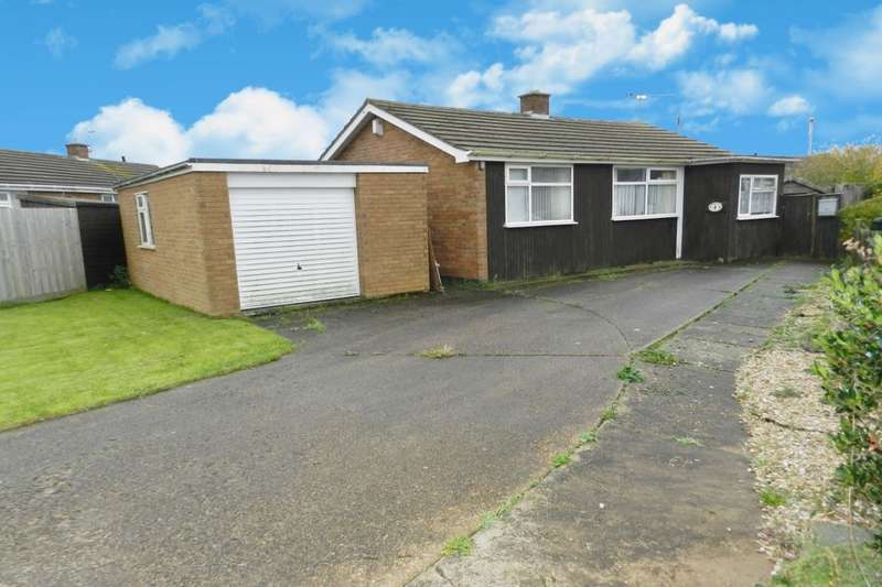 2 Bedrooms Detached Bungalow for sale in Surfside, Sutton-On-Sea, Mablethorpe, LN12