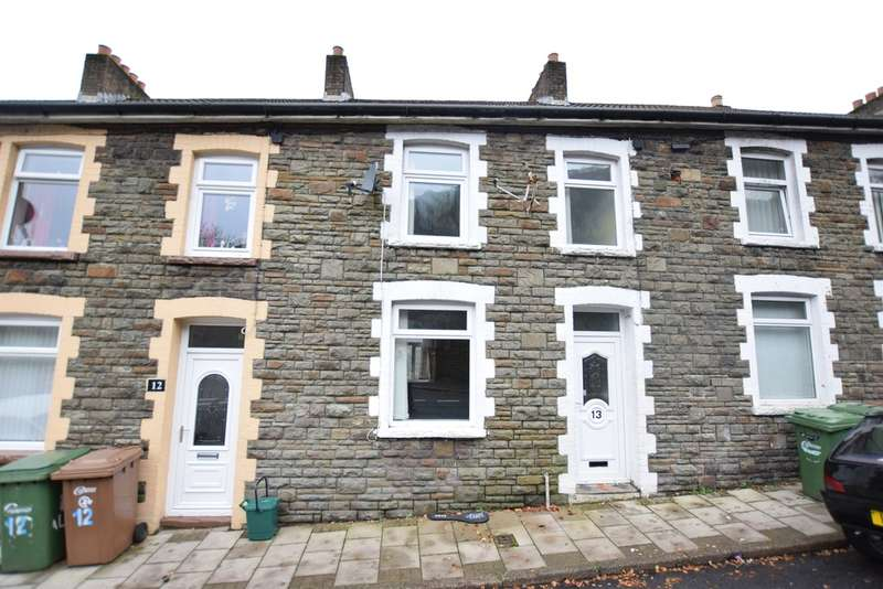 3 Bedrooms Terraced House for sale in Alexandra Road, Elliots Town, New Tredegar