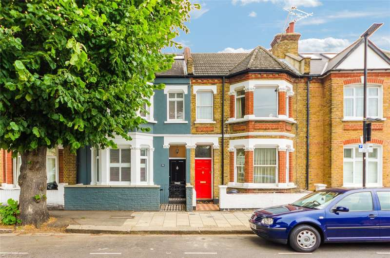 4 Bedrooms Terraced House for sale in Cranbrook Road, Chiswick, London, W4