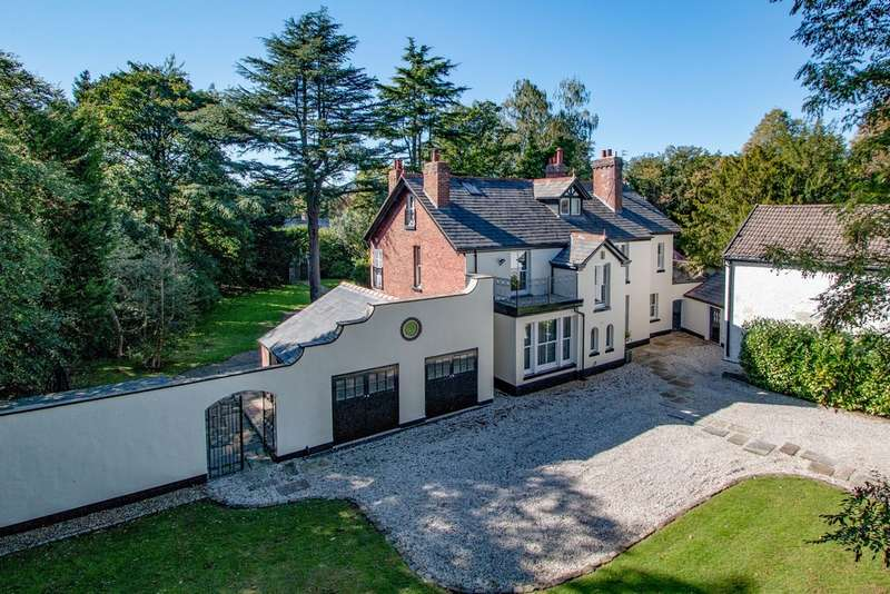 5 Bedrooms Detached House for sale in Birch House, Hulme Hall Road