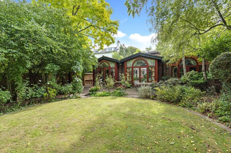 5 Bedrooms Detached House for sale in Keats Grove, Hampstead Village