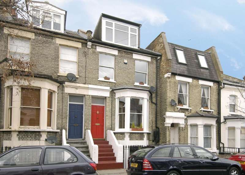 4 Bedrooms House for sale in Averill Street, Hammersmith, London