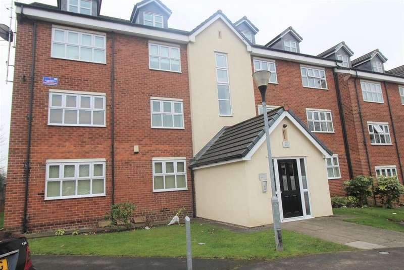 2 Bedrooms Apartment Flat for sale in Hall Lane, Manchester, M23 1NB
