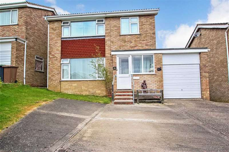 3 Bedrooms Detached House for sale in Malvern Avenue, Washingborough, Lincoln