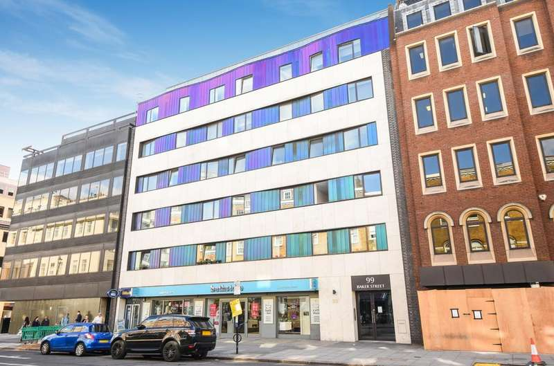 2 Bedrooms Apartment Flat for sale in Baker Street, Marylebone, W1