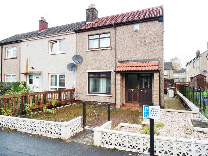2 Bedrooms End Of Terrace House for sale in smith crescent, Balloch G83