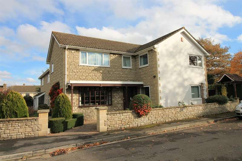 4 Bedrooms Detached House for sale in Durban Way, Yatton, North Somerset, BS49 4QZ