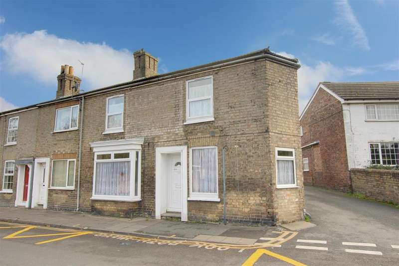 3 Bedrooms End Of Terrace House for sale in South Street, Alford