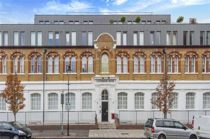 1 Bedroom Apartment Flat for sale in Canterbury House, Canterbury Road, London, NW6